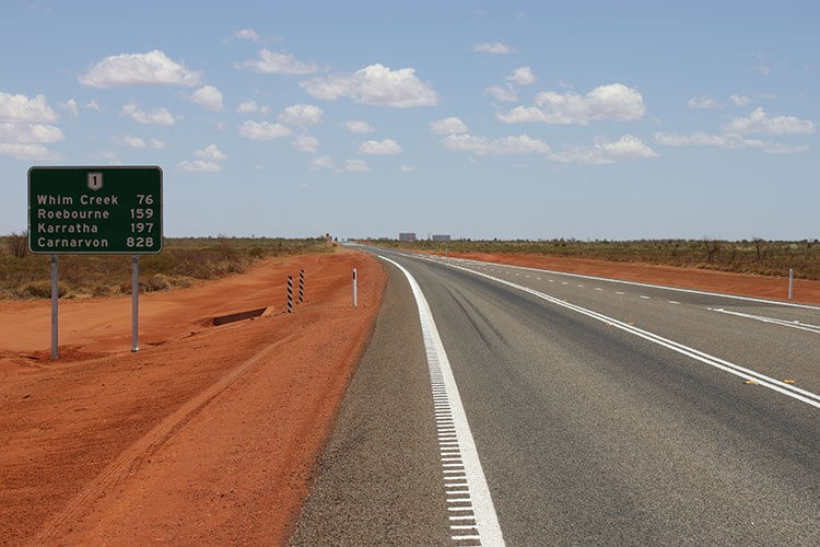 $26 Million of funding for Thomas Road Upgrades in Regional Western Australia