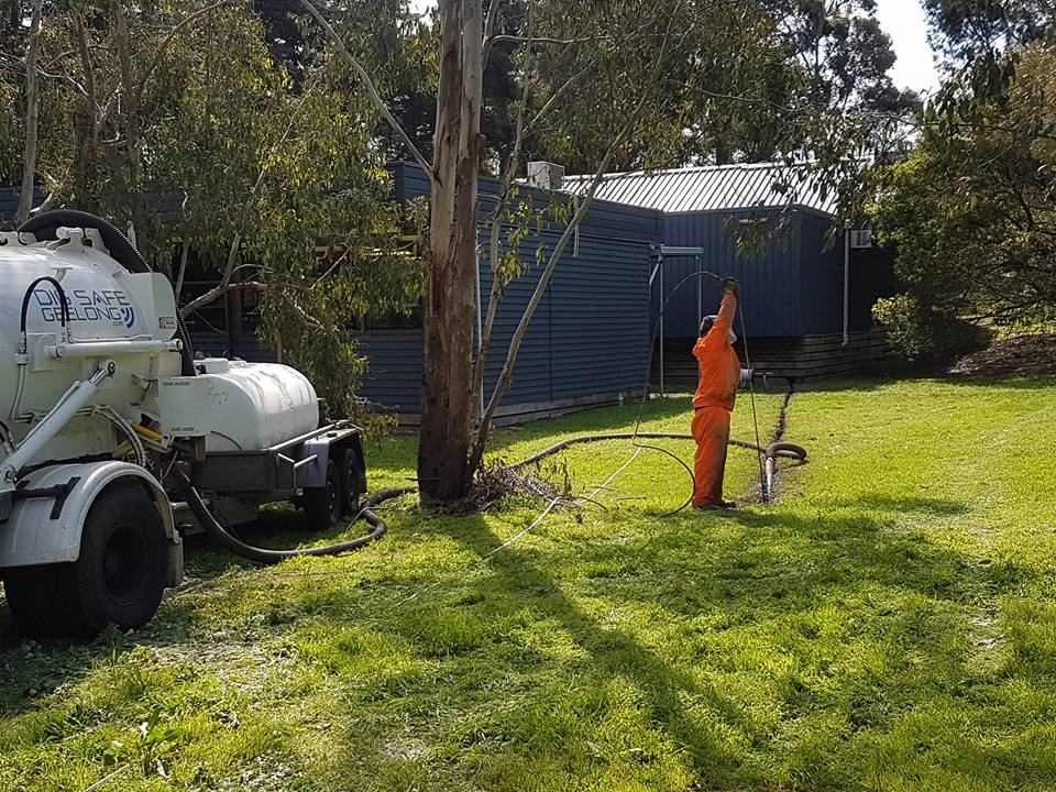 Dig Safe Geelong - Hydro Excavation - Victoria