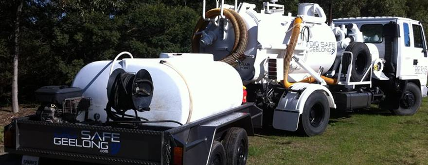 Dig Safe Geelong - Vacuum Truck - Victoria 2