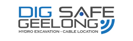 Dig Safe Geelong logo
