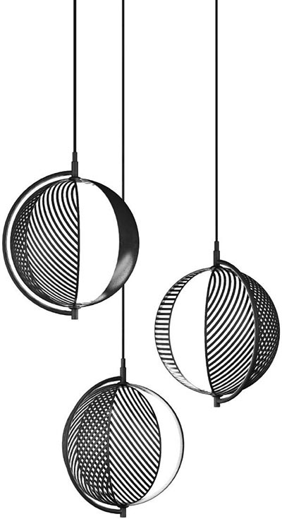 Mondo pendant by Oblure on TheModernist.House