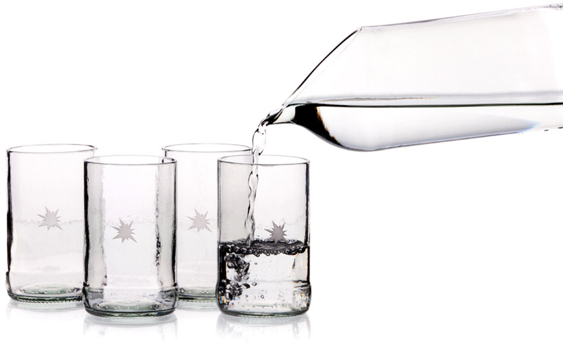Glassware by Western Trash