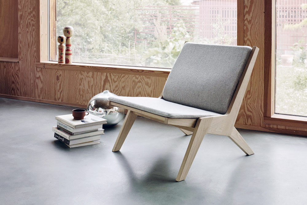 Miskito Lounge Chair by Skagerak on TheModernist.House