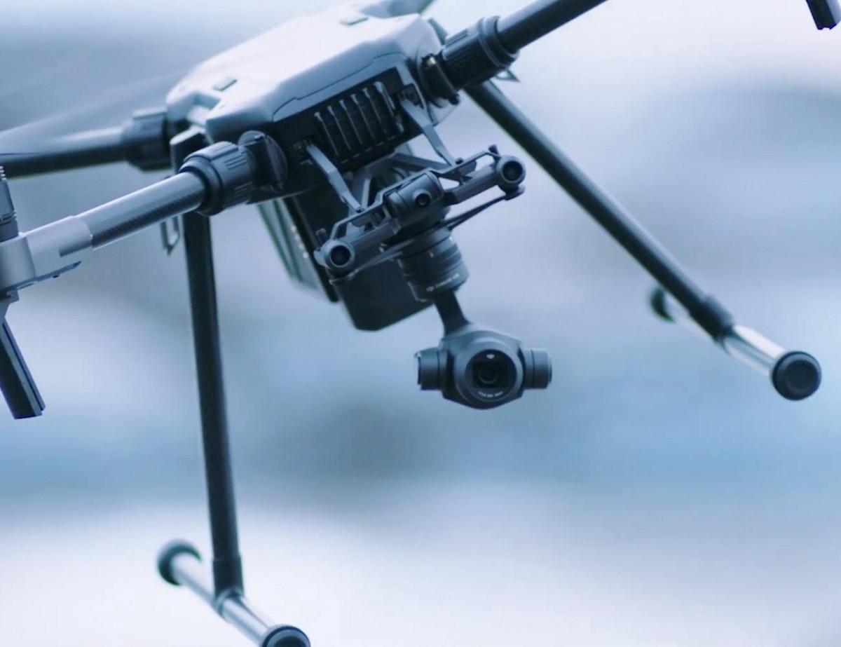 Find out more about the DJI Matrice 200 and its all weather technology.