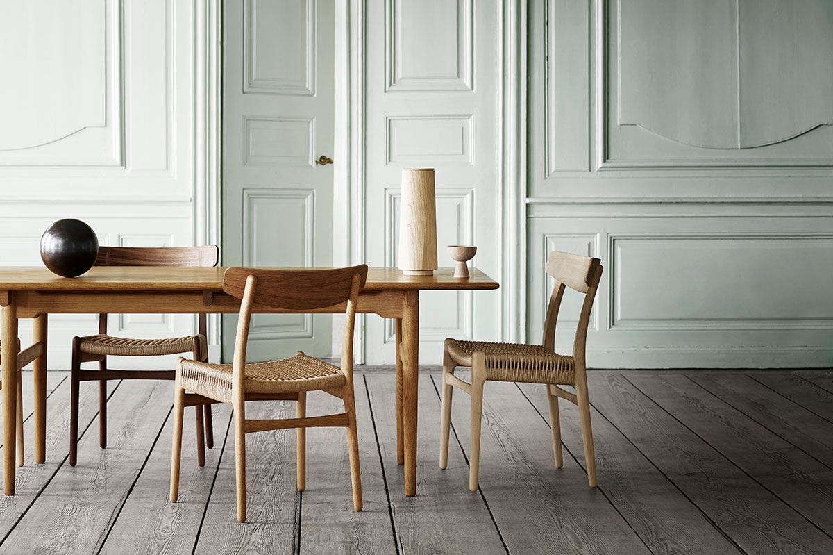 CH23 chair from Carl Hansen on TheModernist.House
