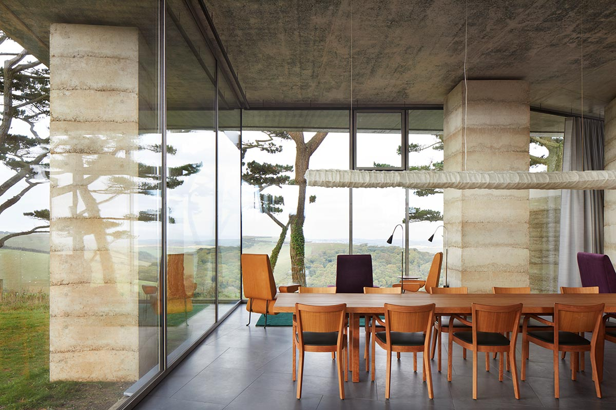 Secular Retreat by architect Peter Zumthor for Living Architecture on TheModernist.House