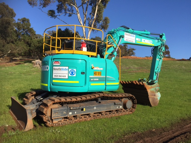 12t - 14.9t Excavator for Hire
