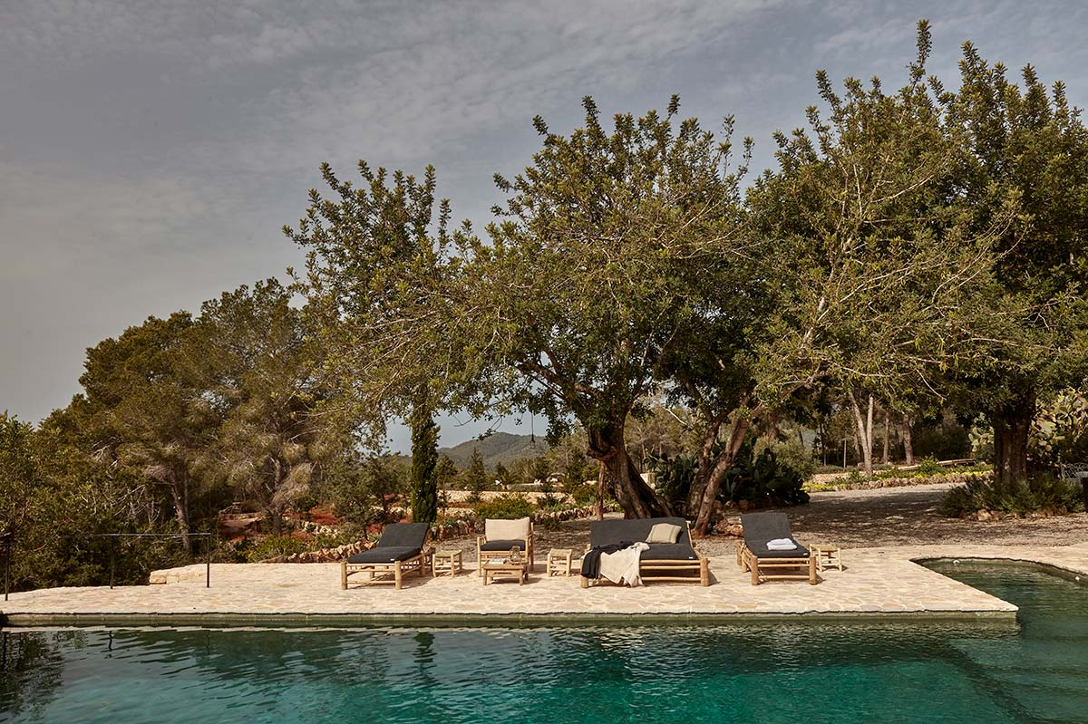 La Granja Ibiza from Design Hotels on TheModernist.House