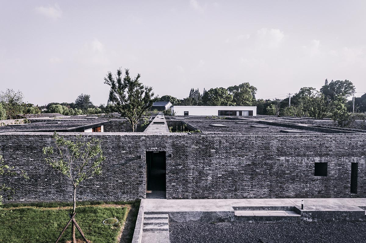 Tsingpu Yangzhou Retreat from Design Hotels on TheModernist.House