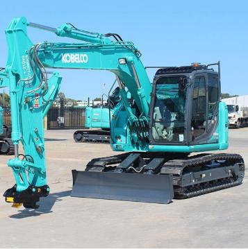 5 tonne excavator hire sunshine coast
