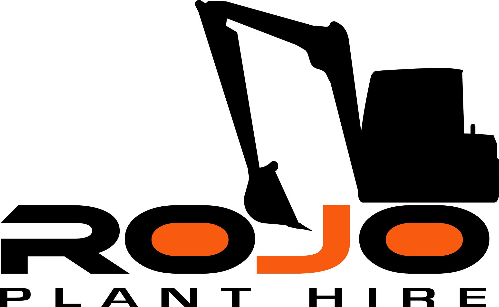 Rojo Plant Hire Logo