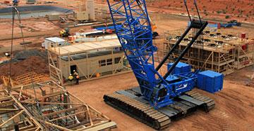 lampson-standard-crawler-cranes-hire-toronto