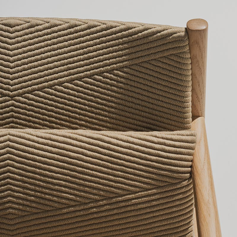 Kata lounge chair by Arper on TheModernist.House