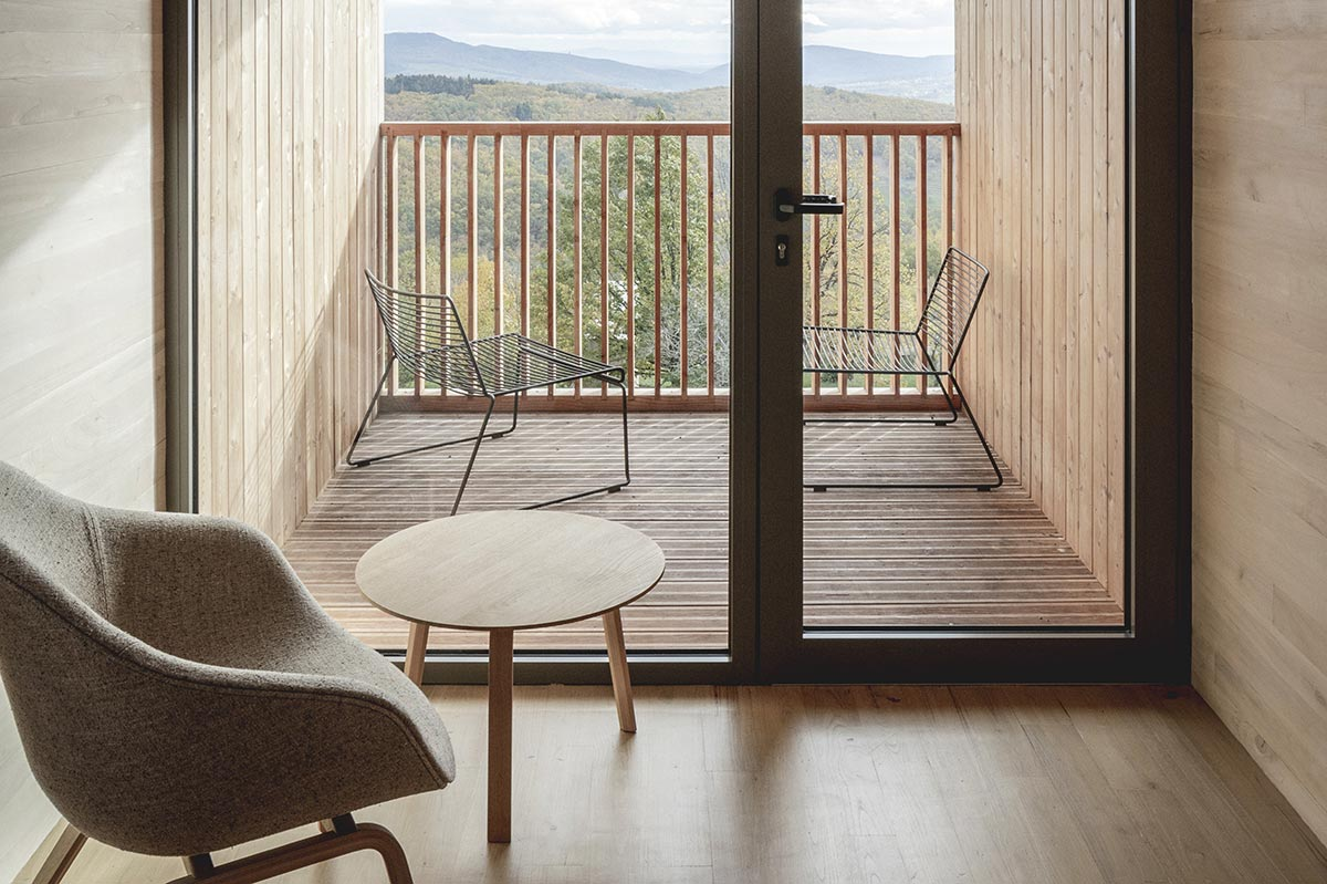 Hotel 48° Nord by Reiulf Ramstad Arkitekter on TheModernist.House