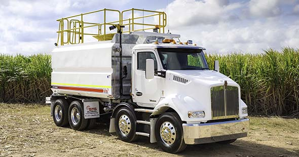 STG Global 18000L water trucks for sale