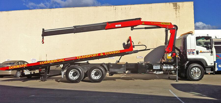 gold coast crane hire fleet Currumbin