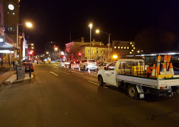 Spectran Group Traffic Management Hobart