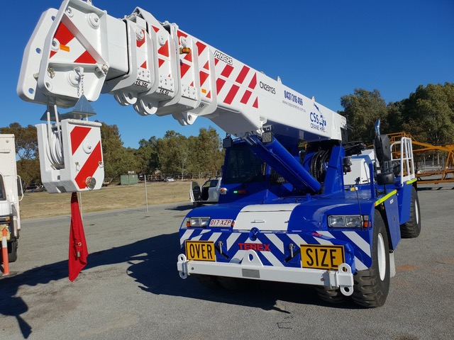 Projects | CSS Crane Hire