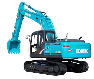 Wombat Hire Kobelco Excavator Hire Sunshine Coast