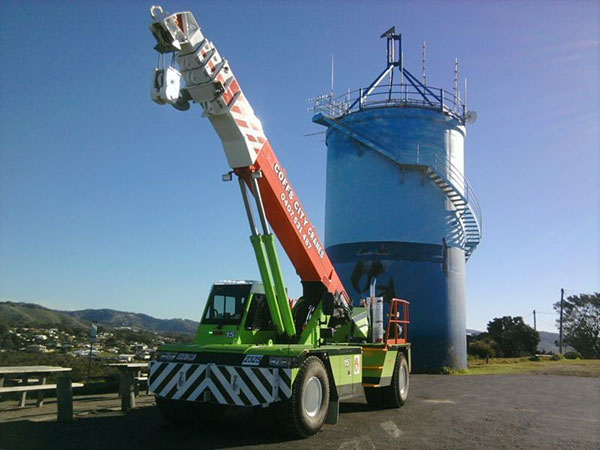 28T Crane Hire Coffs Harbour