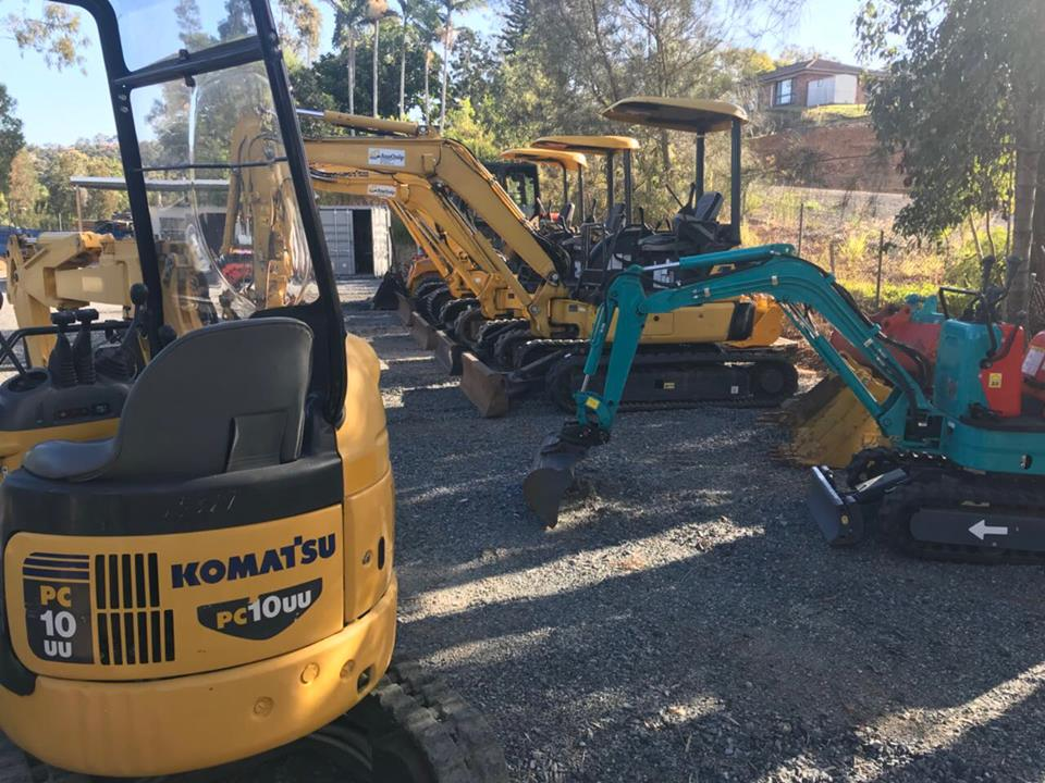 AusQuip Plant Hire All Equipment for Hire