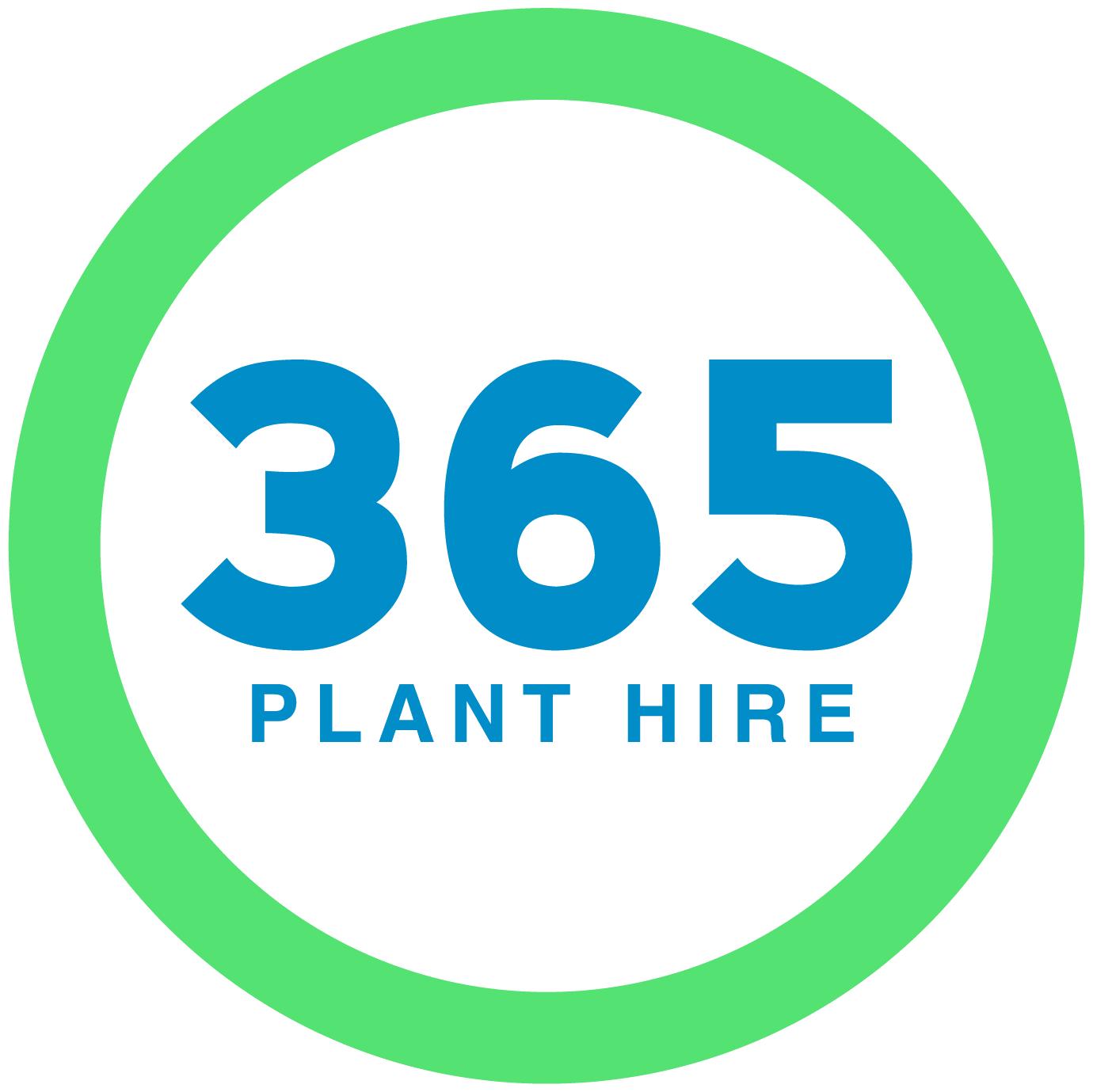 365 Plant Hire Logo