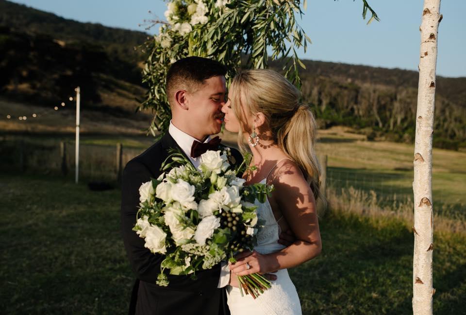 Wedding florist, Apollo Bay