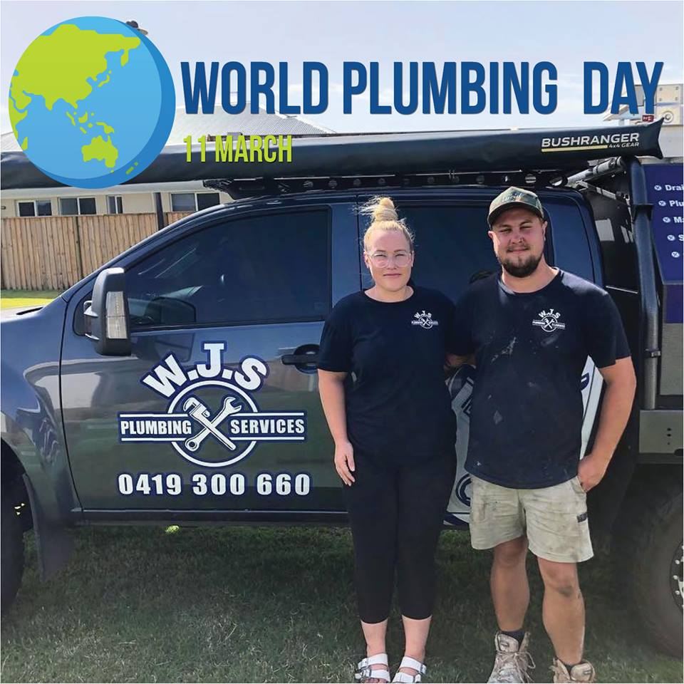 WJS Plumbing Services World Plumbing Day