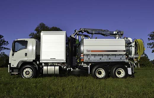 STG Global 6000L Vacuum Excavation Trucks for Sale Brisbane, Melbourne, Sydney