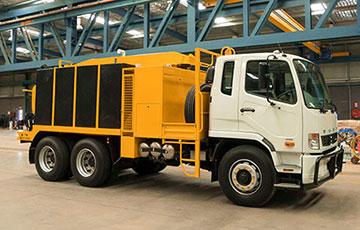 6000L Vac trucks for sale Ormeau VAC Group