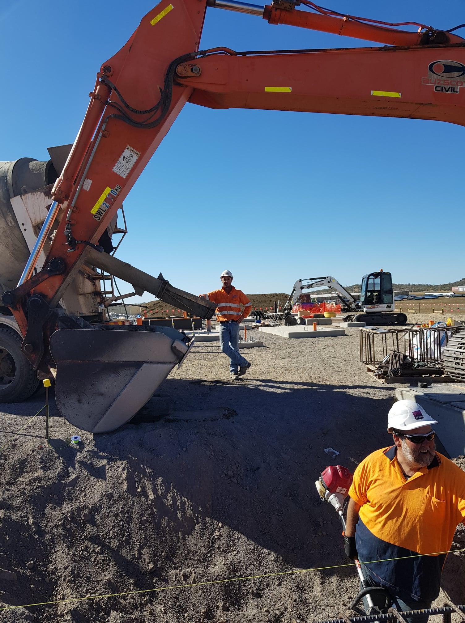 Auzscot Construction Labour Hire Services