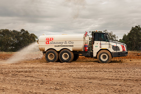 A-P-Delaney-On-Site-Dust-Suppression-water-truck-hire-albury