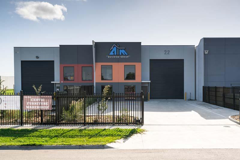 Aim Building Group head office