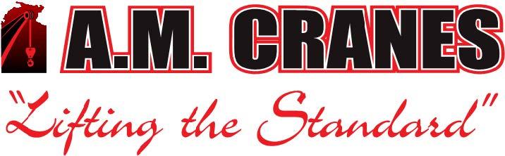 A.M. Cranes & Rigging Logo