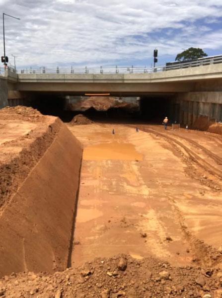 Torrens 2 Torrens roadway project