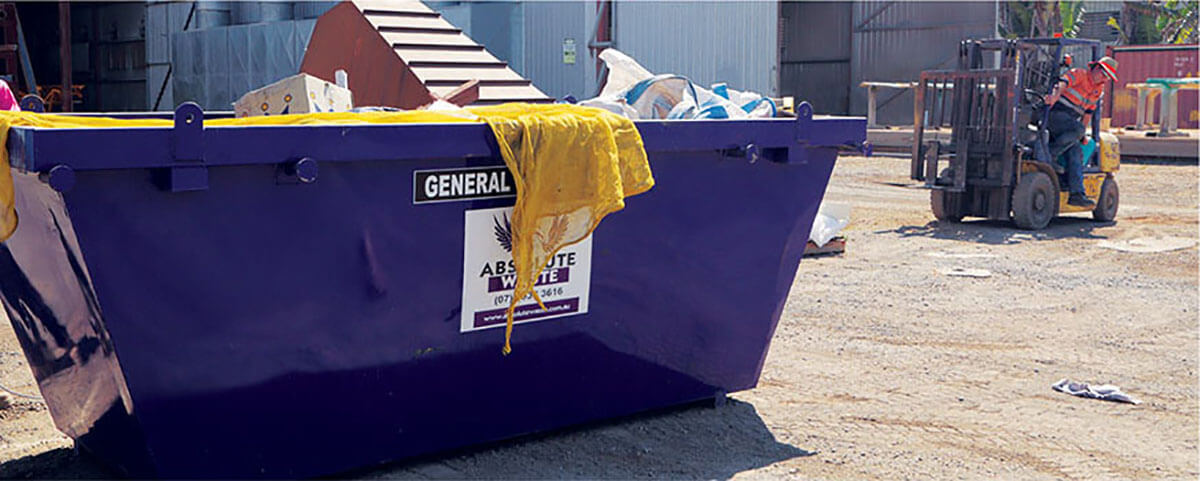 Rockhampton-skip-bin-hire-absolute-waste plant hire