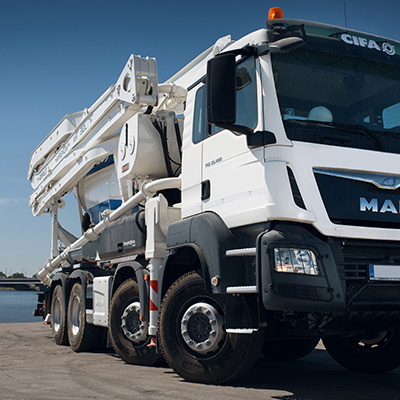 Advance-Concrete-Pumping-Concrete-Pump-Truck-Melbourne