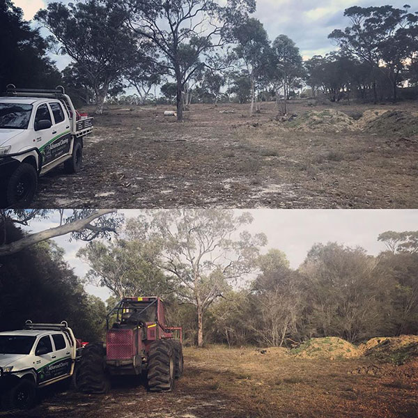 Advanced-Clearing-Excavation-before-after-site-work-Sydney