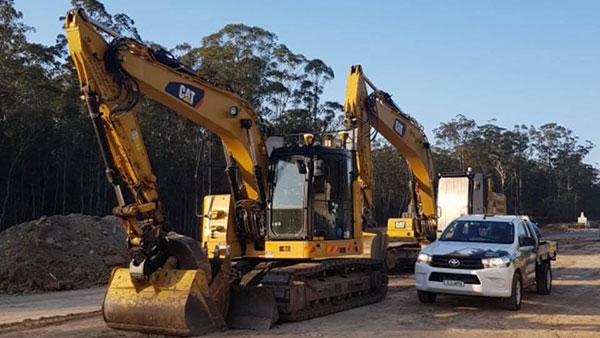 Advanced-Plant-Hire-Excavators-and-ute-civil-contractor-kempsey