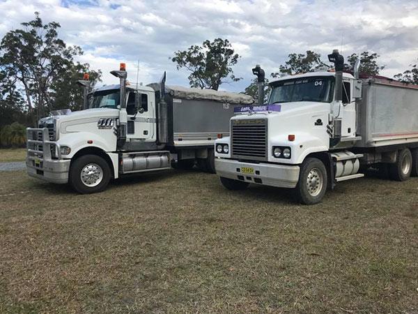 Advanced-Plant-Hire-Tipper-Truck-Fleet-articulated-dump-truck-hire-kempsey