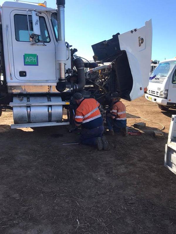 Advanced-Plant-Hire-Truck-Repair-Kempsey