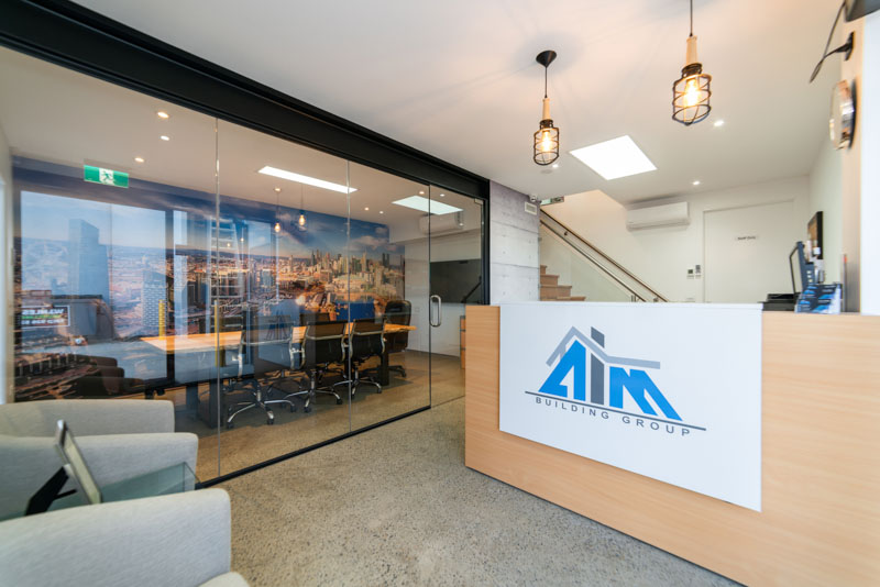 Aim Building Group head quarters