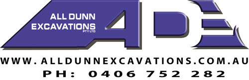 All Dunn Excavations logo