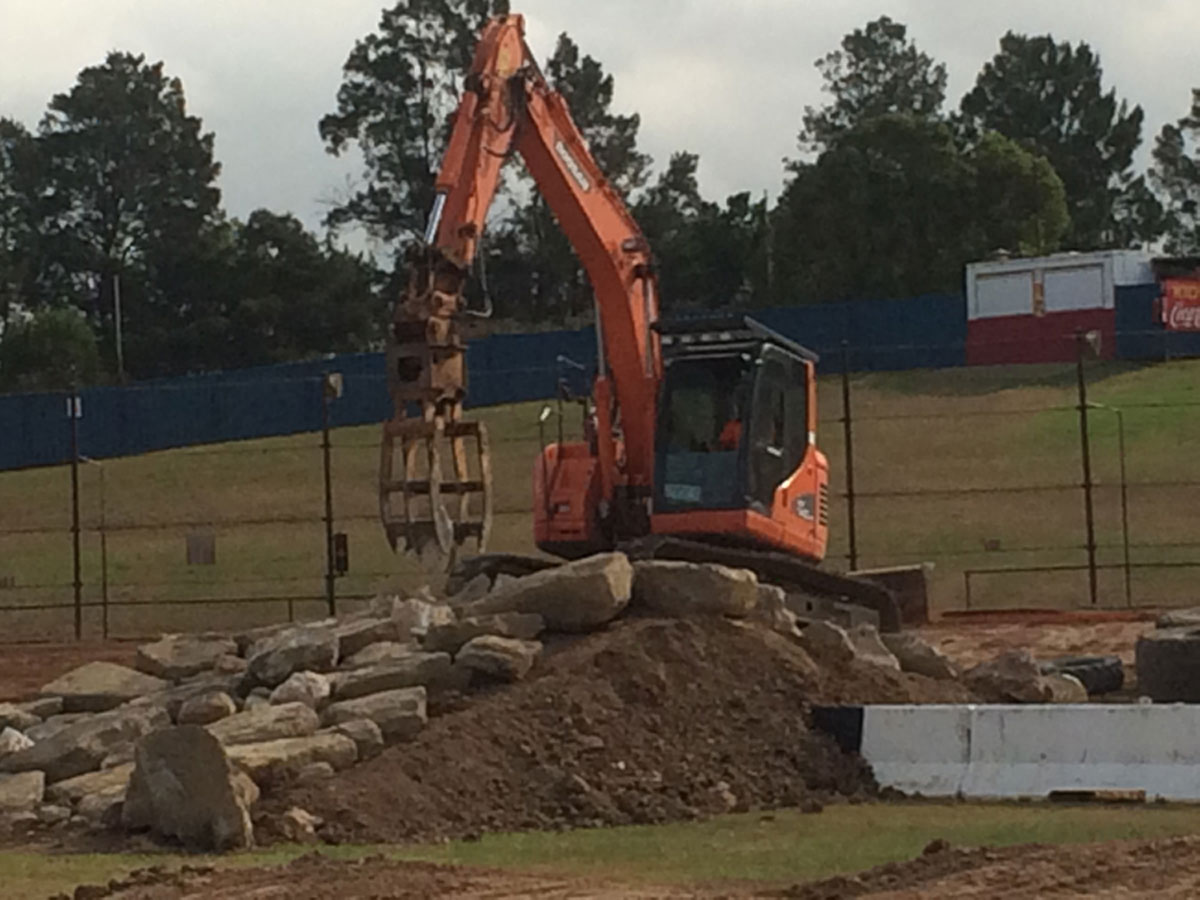 All-Dunn-Excavations-attachment-hire-excavator newcastle