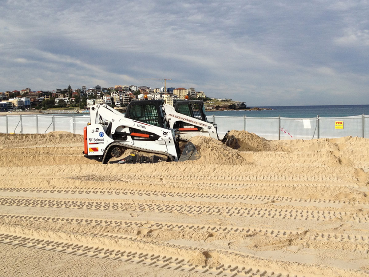 All-Dunn-Excavations-bobcat-loader-hire west sydney
