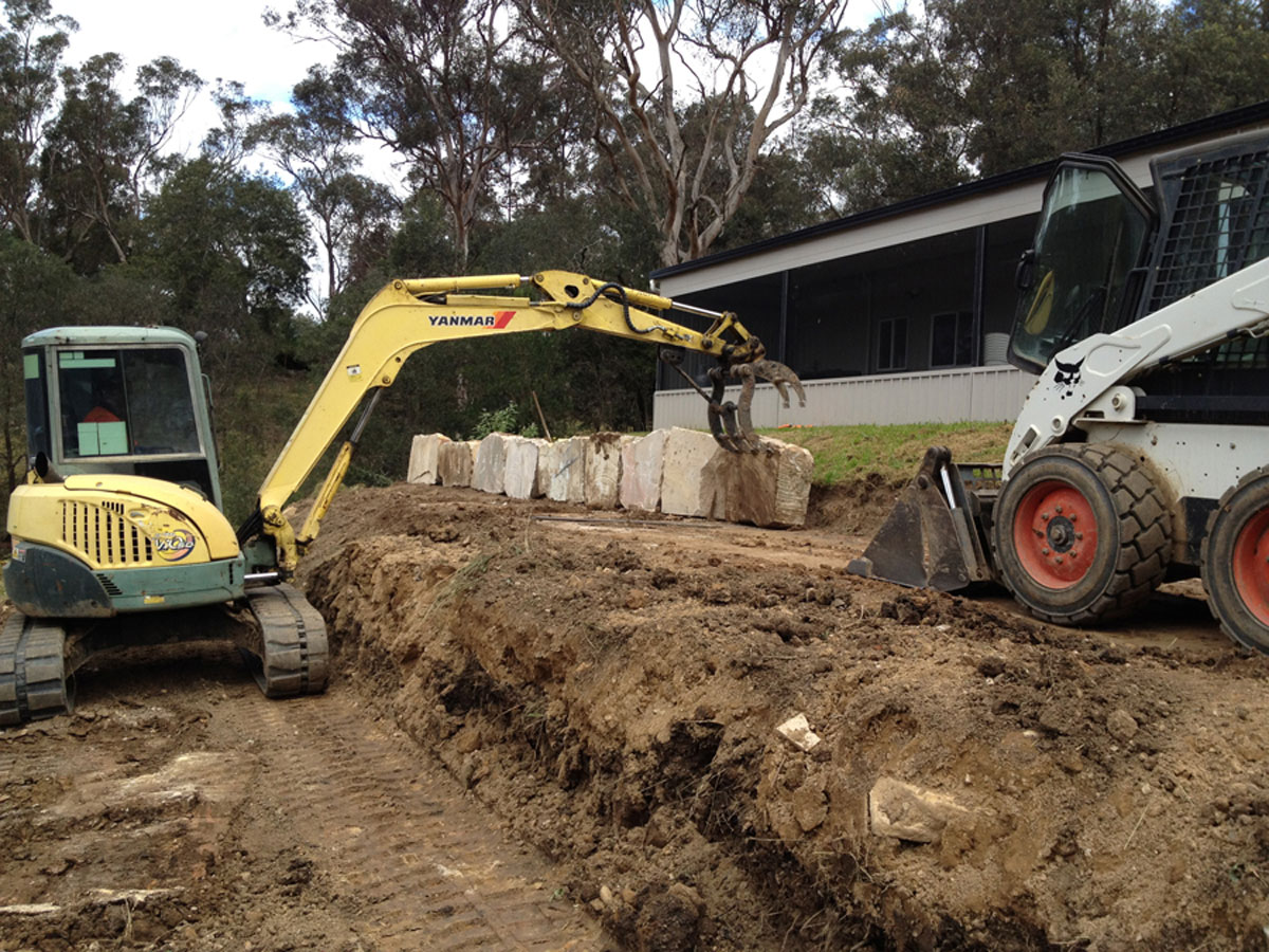 All-Dunn-Excavations-digger-hire Sydney