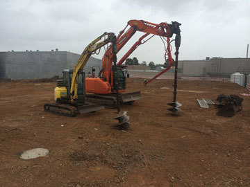 All-Dunn-Excavations-post-hole-drilling Hawkesbury