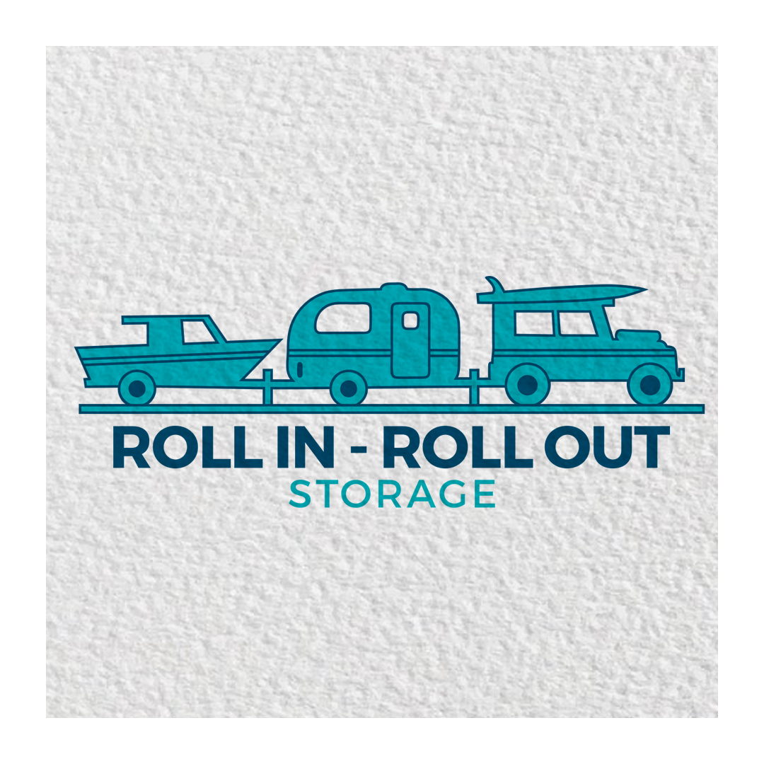 Roll In - Roll Out Storage logo