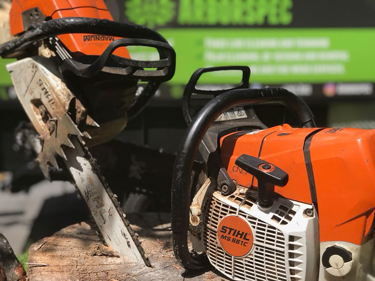 Arborspec - Tree Cutting Service Equipment - Brisbane