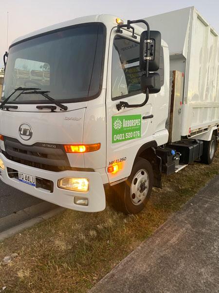 Arborspec truck